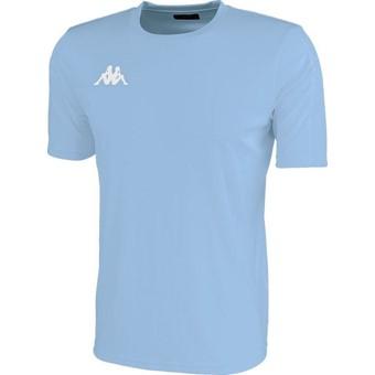 Picture of Kappa Rovigo Shirt Korte Mouw - Hemelsblauw