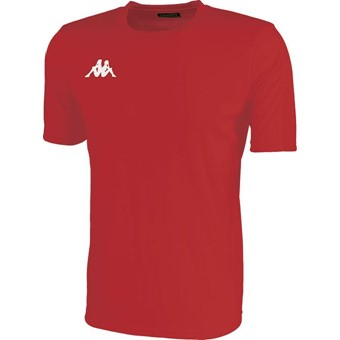 Picture of Kappa Rovigo Shirt Korte Mouw Kinderen - Rood