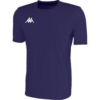 Picture of Kappa Rovigo Shirt Korte Mouw - Marine