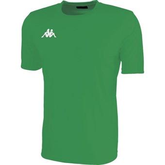 Picture of Kappa Rovigo Shirt Korte Mouw Kinderen - Groen