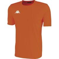 Kappa Rovigo Shirt Korte Mouw Kinderen - Oranje
