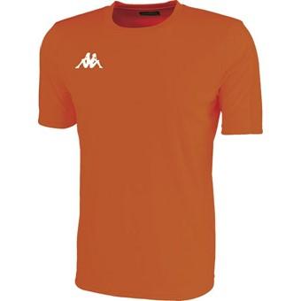 Picture of Kappa Rovigo Shirt Korte Mouw - Oranje