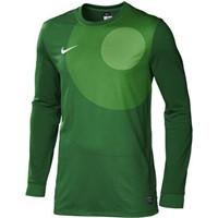 Nike Park IV Keepershirt Lange Mouw - Groen
