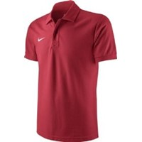 Nike Ts Core Polo Kinderen - University Red
