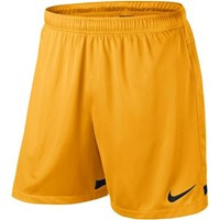 Nike Dri-Fit II (Met Binnenslip) Short Kinderen - University Gold / Black