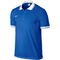 Nike Laser II Shirt Korte Mouw - Royal Blue / White