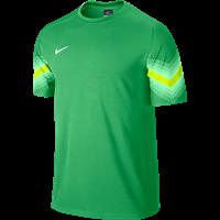 Nike Goleiro Keepershirt Korte Mouw - Hyper Verde / Volt / White