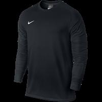 Nike Park Goalie II Keepershirt Lange Mouw - Black / White