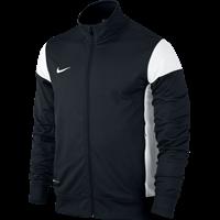 Nike Academy 14 Sideline Knit Jacket Kinderen - Black / White