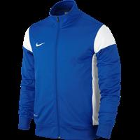 Nike Academy 14 Sideline Knit Jacket Kinderen - Royal Blue / White