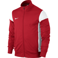 Nike Academy 14 Sideline Knit Jacket - University Red / White