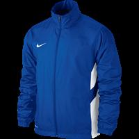 Nike Academy 14 Sideline Woven Jacket - Royal Blue / White