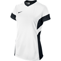 Nike Academy 14 Training Top Dames - White / Black