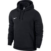 Nike Team Club Hoody Hoodie Kinderen - Black