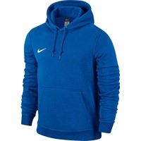 Nike Team Club Hoody Hoodie Kinderen - Royal Blue