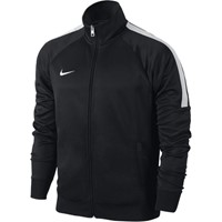 Nike Team Club Trainer Jacket - Black / White