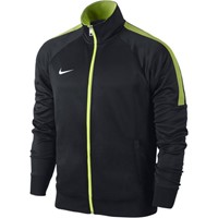 Nike Team Club Trainer Jacket - Black / Volt