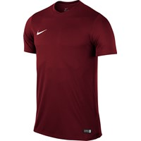 Nike Park VI Shirt Korte Mouw - Team Red