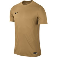 Nike Park VI Shirt Korte Mouw - Jersey Gold