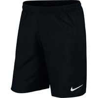 Nike Laser III Woven Short (Zonder Binnenslip) Kinderen - Black / White