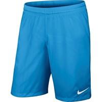 Nike Laser III Woven Short (Zonder Binnenslip) Kinderen - University Blue / White