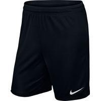 Nike Park II Short (zonder Binnenslip) - Black / White