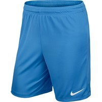 Nike Park II Short (zonder Binnenslip) - University Blue / White