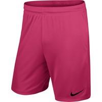 Nike Park II Short (zonder Binnenslip) - Vivid Pink / Black