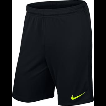 Picture of Nike League Keepershort Kinderen - Zwart / Fluogeel