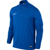 Nike Academy 16 Midlayer - Royal Blue / White