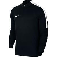 Nike Squad 17 Midlayer Top Kinderen - Zwart / Wit