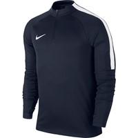 Nike Squad 17 Midlayer Top Kinderen - Marine / Wit
