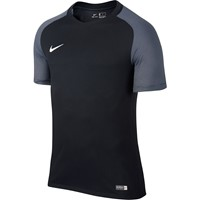 Nike Revolution IV Shirt Korte Mouw - Zwart / Wit