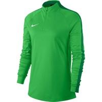 Nike Academy 18 Ziptop Dames - Green Spark
