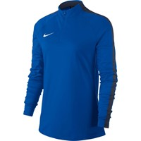 Nike Academy 18 Ziptop Dames - Royal / Marine