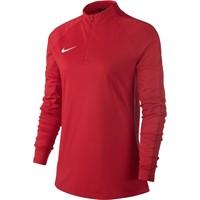 Nike Academy 18 Ziptop Dames - Rood