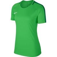 Nike Academy 18 T-shirt Dames - Green Spark