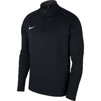 Picture of Nike Academy 18 Ziptop - Zwart / Antraciet