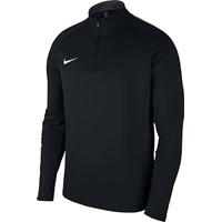 Nike Academy 18 Ziptop - Zwart / Antraciet