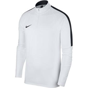 Picture of Nike Academy 18 Ziptop - Wit / Zwart
