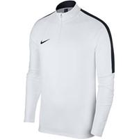 Nike Academy 18 Ziptop Kinderen - Wit / Zwart