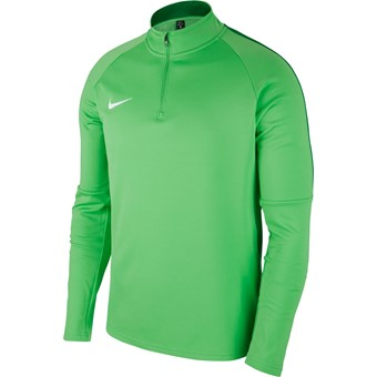 Picture of Nike Academy 18 Ziptop - Green Spark