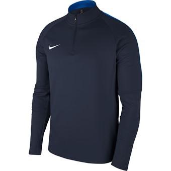Picture of Nike Academy 18 Ziptop - Marine / Royal
