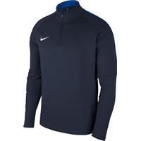 Nike Academy 18 Ziptop - Marine / Royal