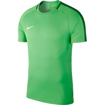 Picture of Nike Academy 18 T-shirt - Green Spark