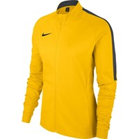 Nike Academy 18 Trainingsvest Polyester Dames - Geel / Antraciet