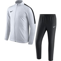 Nike Academy 18 Trainingspak - Wit / Zwart