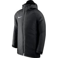 Nike Academy 18 Coach Jacket - Zwart