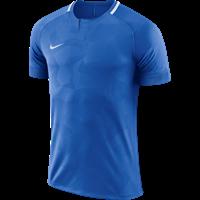 Nike Challenge II Shirt Korte Mouw - Royal