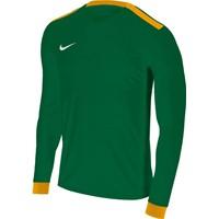 Nike Park Derby II Voetbalshirt Lange Mouw - Groen / Goud